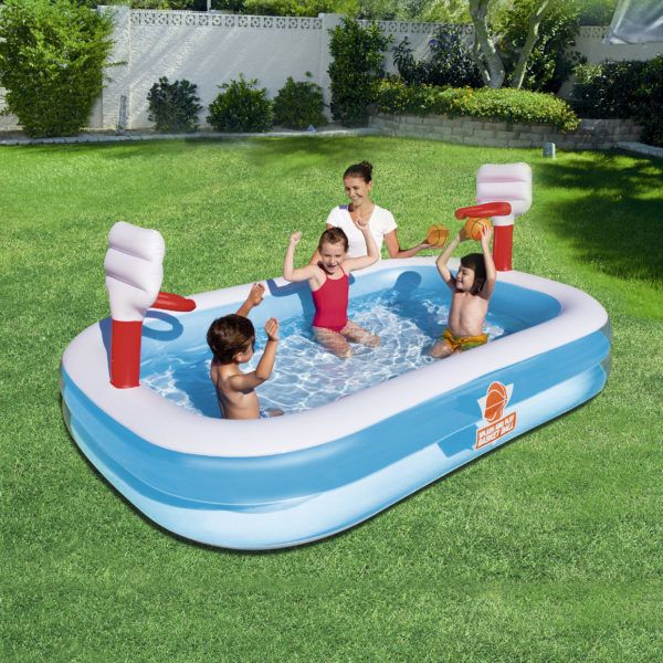 Piscina Inflable Basket