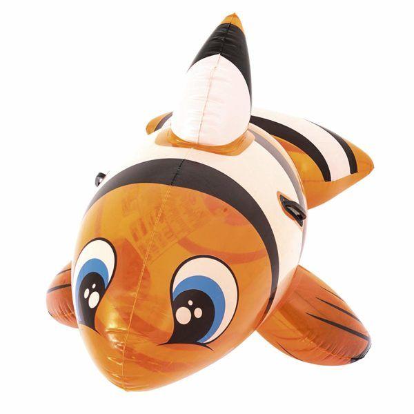 Combo Inflables Criaturas del Mar : Nemo + Ballena + Criaturas