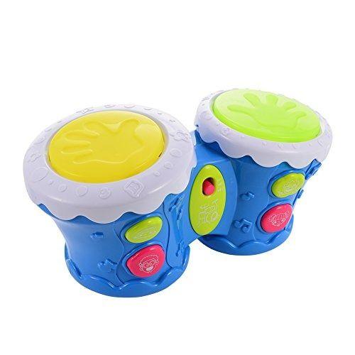 Juguete Percusión Interactivo Tambor Musical Infantil Bebe