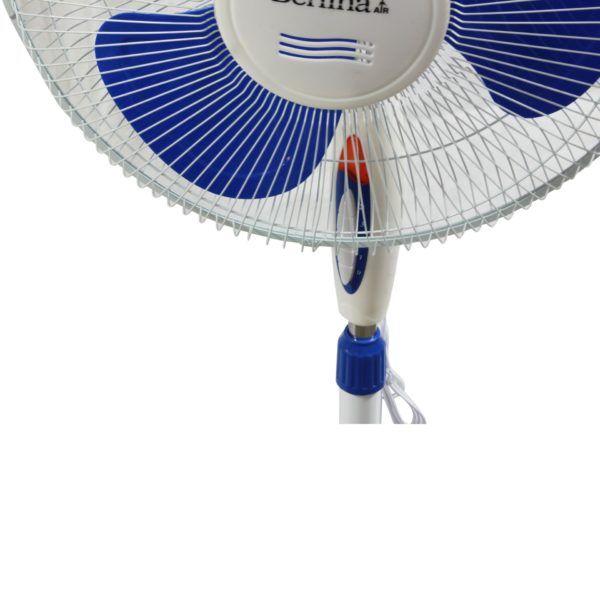 Ventilador De Pie 3 Aspas 3 Velocidades Y Oscilación