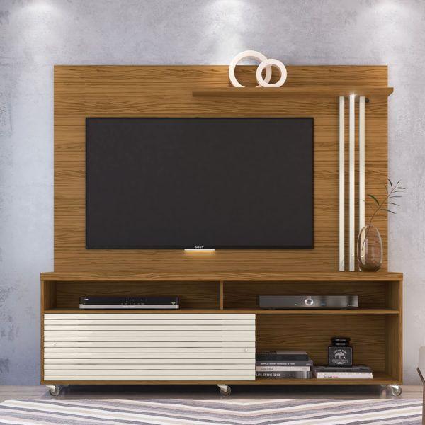 Modular Premium C/estante Living Mueble Comedor