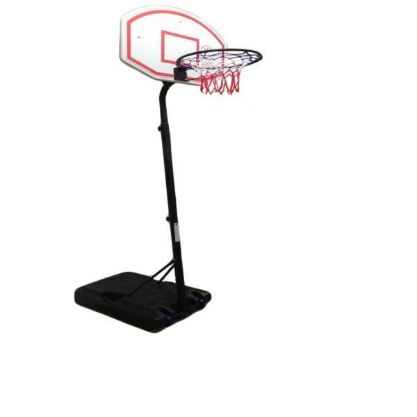 Tablero De Basquet Con Altura Regulable – Aro De Basketball + Pelota + Inflador