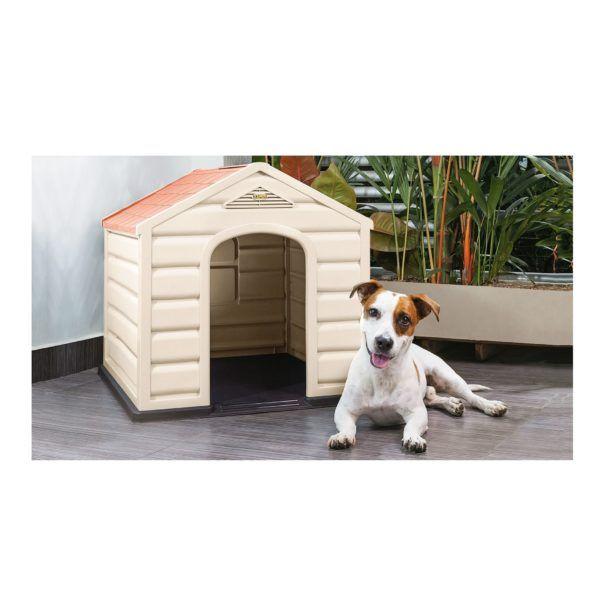 Casa Para Perro Raza Pequeña Rimax