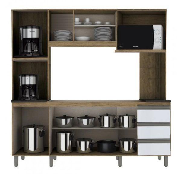 Muebles Cocina Compacta Aereo Bajo Mesada