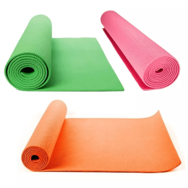 Pelota De Pilates 55 Cm Yoga Fitness+ Inflador + Colchoneta