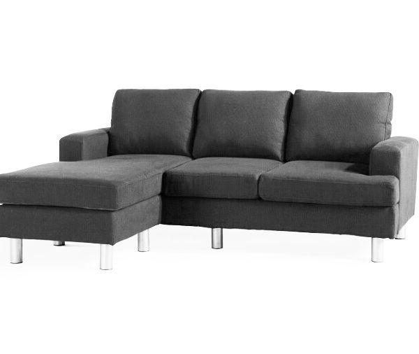 Sillon Sofa Chaise Longue 3 Cuerpos Juego Living