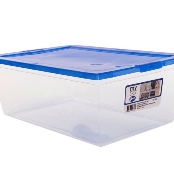 Caja Organizadora Organizador 38 X 26 X 14 10 Lts