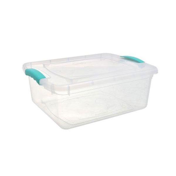 Caja Organizadora Organizador Plástico 15 Lts