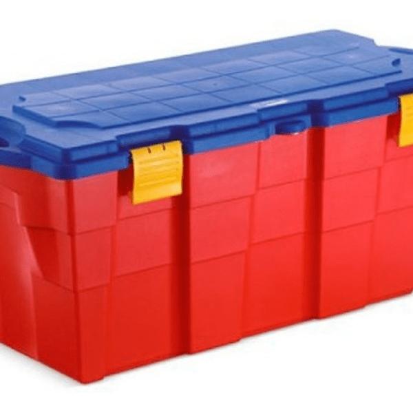 Baul Caja Organizadora Plastico Wenco Full Box 100 Lts