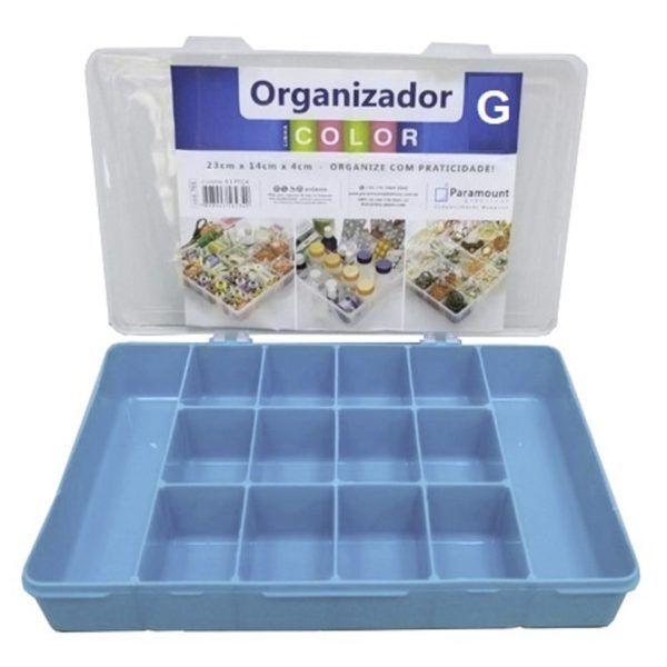 Caja Organizadora Organizador G 28 X 17.5 X 4 Cm