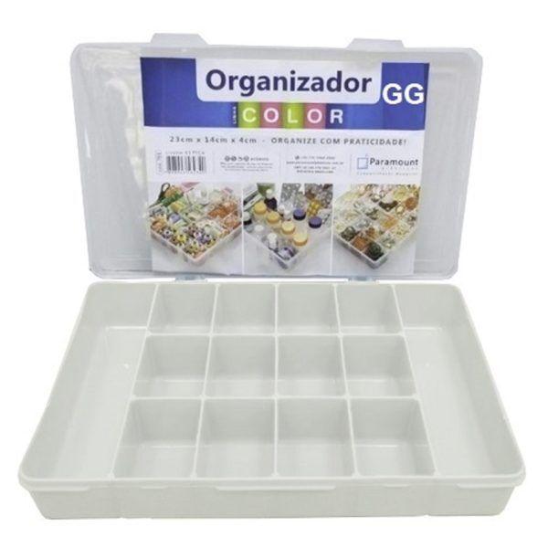 Caja Organizadora Organizador Gg 32 X 27 X 6 Cm