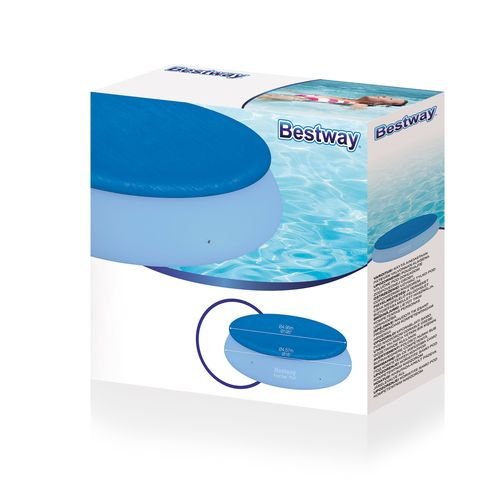 Funda cobertor para piscina 4.95 diámetro