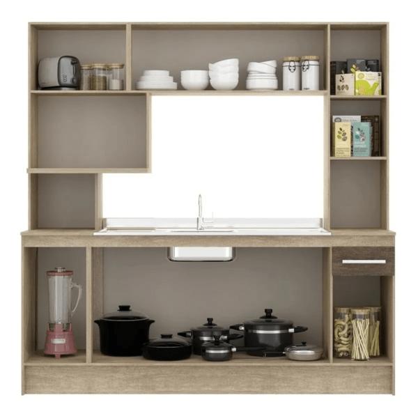 Cocina Compacta C/mesada Incluida – OUTLET