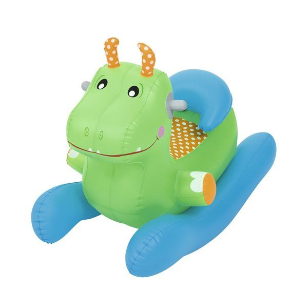 Juguete Inflable Animal Balancin Bestway