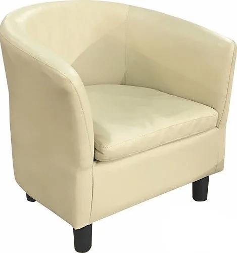 Sillon Individual Sofa Butaca Poltrona Living 1 Cuerpo