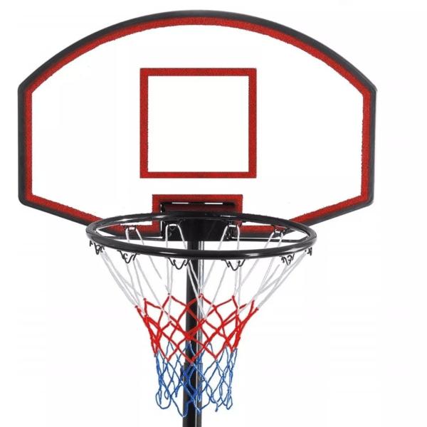 Tablero Aro Basket Con Altura Regulable – Basketball