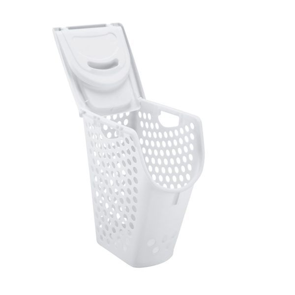 Canasto Canasta Plástico Para Ropa Apilable 50 Lts