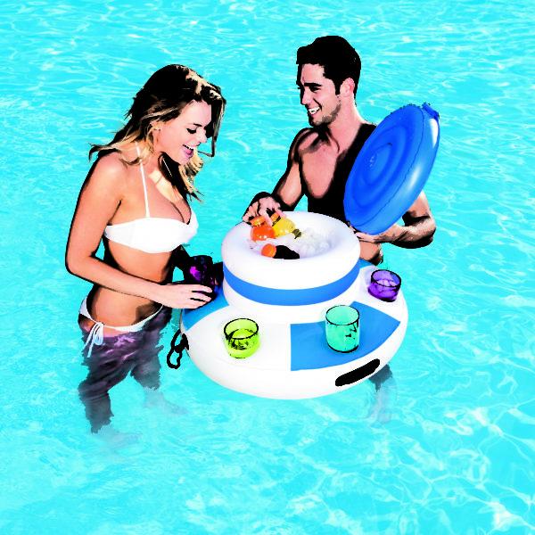 Conservadora Flotante para piscina