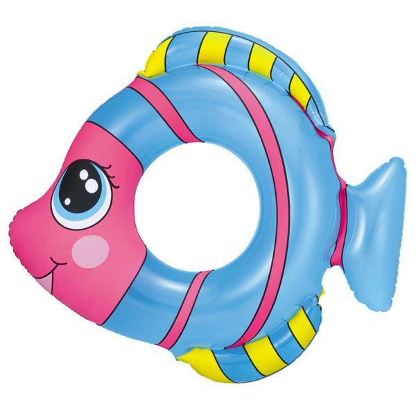 Flotador infantil Peces