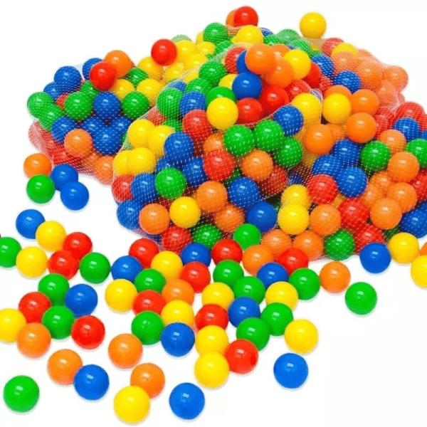 Pelota Para Pelotero Infantil Colores X 30 Unidades