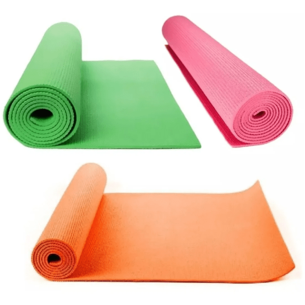 Pelota De Pilates+ 2 Mini Bosu + Disco Bosu+ Banda+ Colchoneta