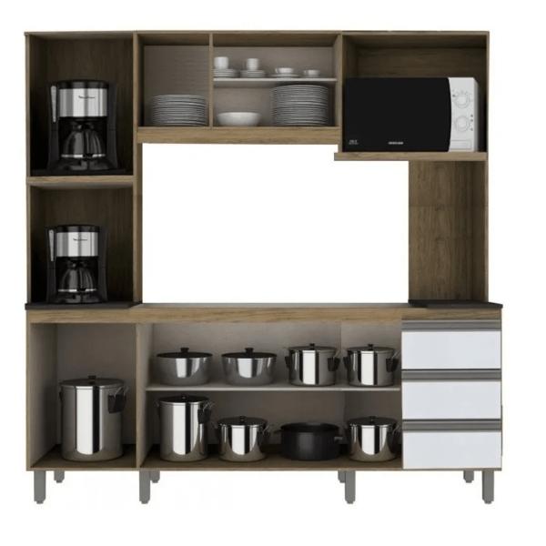 Muebles Cocina Compacta Aereo Bajo Mesada – OUTLET