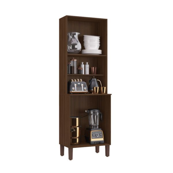 Mueble Cocina Compacta Kit 4 Puertas 1 Cajon