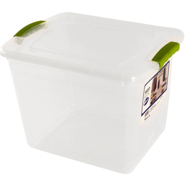 Caja Organizadora Organizador Plástico 28 Lts