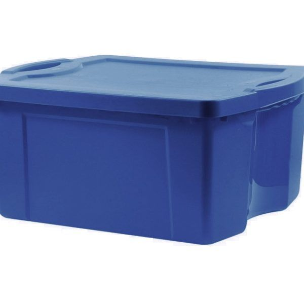 Baul Caja Organizadora Plastico Wenco Full Box 55 Lts