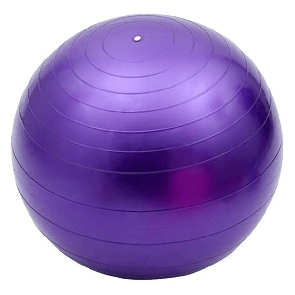Pelota De Pilates 55 Cm Yoga Fitness Reforzada+ Inflador