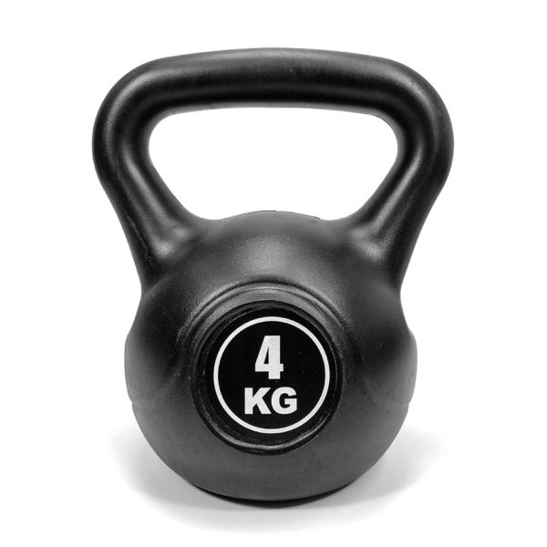 Pesas Rusas Kettle Bell 4 Kg Macuerna Premium
