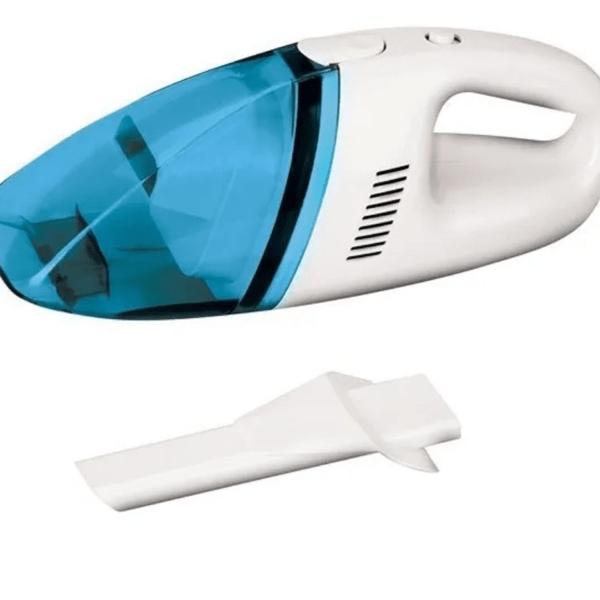 Aspiradora De Auto 12v Con Accesorio Para Limpiar Tablero