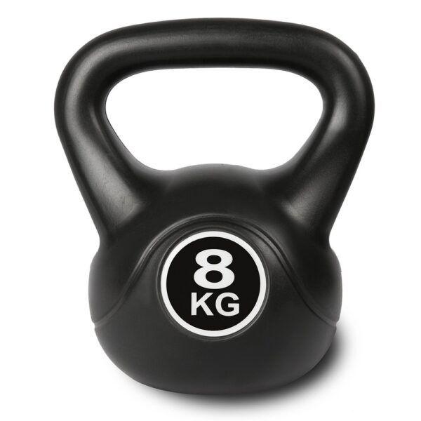 Pesas Rusas Kettle Bell 8 Kg Macuerna Premium