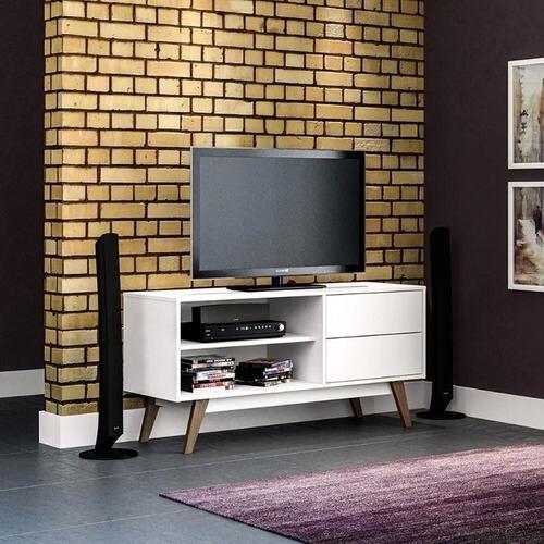 Rack Mesa De Tv Mueble Comedor Living C/cajones