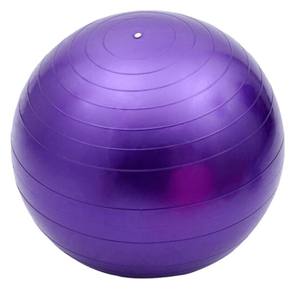 Pelota Pilates 55 Cm Yoga Fitness+ Inflador Bomba De Aire